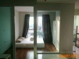 คอนโด เดอะ มาร์ค รัชดา – แอร์พอร์ตลิ้งค์ 1 ห้องนอน 32ตรม. ขายถูก