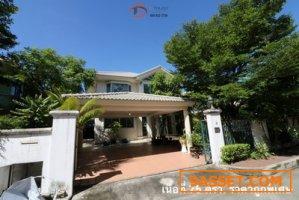 ขายบ้านเดี่ยว ซอยวัดพันท้ายนรสิงห์ ศุภาลัย ออร์คิด ปาร์ค พระราม 2 Supalai Orchid Park Rama 2