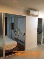 ขายคอนโด 1 ห้องนอน เฟอร์ฯ ครบ ลุมพินีเพลสพระรามเก้า For Sale Lumpini Place Rama 9 Fully-furnished