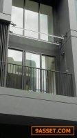 ขายด่วน คอนโดThan Living รัชดา ประชาอุทิศ 31 ตรม Double Space เลียบด่วน  พระรามเก้า
