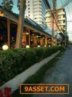 ขายกิจการโรงแรม ยูโรสตาร์ บนพื้นที่ 1 ไร่ 17 ตรว.   ราคา320ล้าน