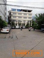 ขายที่ดินพร้อมอาคาร 2 หลัง 6 และ 4 ชั้น เหมาะเป็นสำนักงานที่ดิน 258 ตารางวา 105 ล้านบาท 0616494151