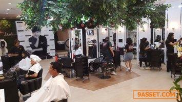 เซ้งร้านเสริมสวย พร้อมฐานลูกค้า @เซ็นทรัล (ชั้น 2) ชลบุรี