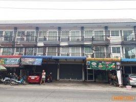ขายอาคารพาณิชย์บางแสน เส้นมิตรสัมพันธ์ บ้านปึก ชลบุรี