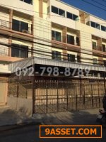 ขาย อาคารพาณิชย์ 2 คูหา ถนนลาดกระบัง  เข้าซอย50 เมตร