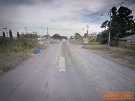 รหัสC1598  ขายที่ดินถนนพัฒนาชนบท 4 ใกล้สนามบินสุวรรณภูมิ เขตลาดกระบัง