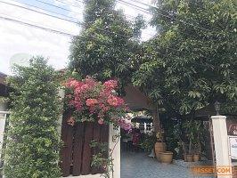 61594 บ้านเดี่ยว พร้อมเเปลงที่ดินทำเลดี ซอย ซีเมนต์ไทย