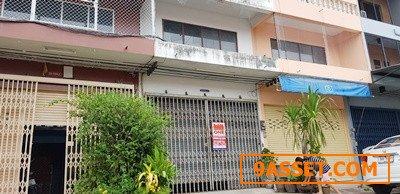 อาคารพาณิชย์ ซอย.หลังเพชร 7 ต. บ้านสวน อ.เมืองชลบุรี จ. ชลบุรี เนื้อที่ 16 ตรว.