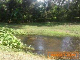 ที่ดิน นส3ก 17ไร่เป็นเกาะน้ำล้อมรอบ มีต้นไม้สวยๆ อ.สวนผึ้ง จ.ราชบุรี