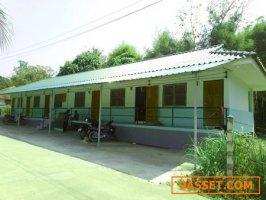 ขายหอพัก 215 ตารางวา 6 ห้องนอน 6 ห้องน้ำ อำเภอวังทอง จังหวัดพิษณุโลก