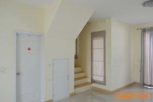 ขายทาวน์โฮม 2 ชั้น Townhome Gusto Rama 2 Size 21.4 ตร.ว 3 bed 2 bath ใกล้การขนส่ง