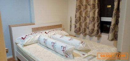 ขายห้อง คอนโดลุมพีนี วิลล์ นครอินทร์-ริเวอร์วิว 1 ห้องนอน 1ห้องน้ำ