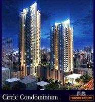 ขายคอนโด circle condo 1 ห้องนอน / ห้องน้ำ 48m2 ชั้น 29