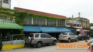 อาคารพาณิชย์ ตรงข้ามตลาดท่าหลวงท่าลานอ.ท่าเรือ จ.อยุธยา เนื้อที่ 292 ตรว.