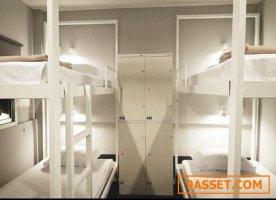 ขาย HOSTEL ทำเลดีที่สุด สำหรับกิจการ hostel ถนน สามเสนซอย 4
