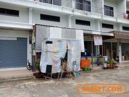ขายตึก 2 ห้อง33ตารางวาห้องหมู่บ้านชินลาภัทร อ.เมือง จ.พิษณุโลก