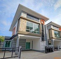 กู๊ดวิลล์ เดว่า - ลาดพร้าว 124 บ้านเดี่ยว 2 ชั้น 50 ตรว 4 ห้องนอน 3 ห้องน้ำ 3 ที่จอดรถ