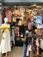 เซ้งด่วน!! ร้านเสื้อผ้าทำเลดี ติดถนน @ตลาดปิ่นเงินพลาซ่า ตรงข้ามเซ็นทรัลปิ่นเกล้า