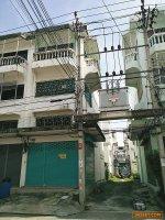 63310  ขาย อาคารพาณิชย์ ท่าข้าม  28  บางขุนเทียน พระราม 2 ห้องหัวมุม ราคาถูกมาก