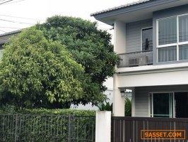 ROD(K)-1200 ให้เช่าบ้านเดี่ยวหมู่บ้าน INIZIO Rangsit Klong3 ใกล้Future Rangsit-คุณโอ๋โทร. 0899651971