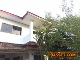 Luxury House For Rent Siam Nakhon Thani In the city of Nakhon Si Thammarat 4B3B fully furnished