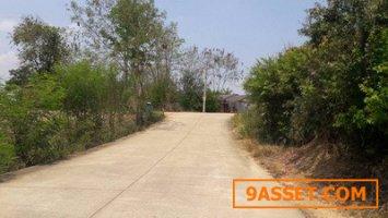ขายที่ติดแม่น้ำเพชรเหมาะสำหรับปลูกบ้านริมน้ำทำสวนเกษร เพชรบุรี