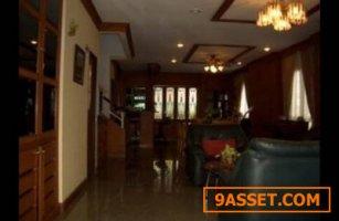 ขาย บ้านเดี่ยวและสำนักงาน ขนาดเนื้อที่ 78 ตารางวา 4 ห้องนอน 4 ห้องน้ำ Home & Office อาคาร 3 ชั้น
