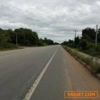 ขายที่ดินเปล่าติดถนนดำ ปราณบุรี-สามร้อยยอด2 ไร่ 3 งาน 31 ตารางวา