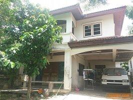 63260  ขาย บ้านเดี่ยว 2 ชั้น หมู่บ้าน ญาดา ซอย เทิดราชัน 37