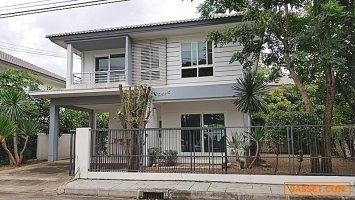 63272  ขาย บ้านเดี่ยว 2 ชั้น โครงการ พฤกษ์ลดา ปิ่นเกล้า สาย 5 บ้านคุณภาพจาก แลนด์แอนด์เฮ้าส์