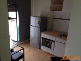 NAS0012 ขายคอนโด เอ พลัส คอนโด รัตนาธิเบศร์-ติวานนท์ พื้นที่ 28 ตรม 1 ห้องนอน 1 ห้องน้ำ