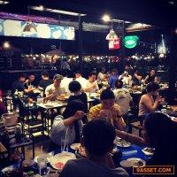 เซ้งร้านอาหาร ตกแต่งเรียบร้อย @อยู่ระหว่าง ห้างซีคอน และห้างพาราไดซ์