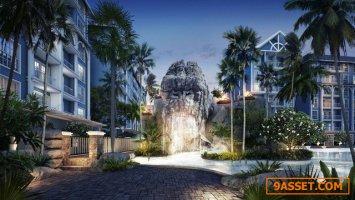 ขายดาวน์ คอนโดสวนน้ำที่อลังการที่สุดในพัทยา/Sale Grand Florida Beachfront Condo Resort Pattaya