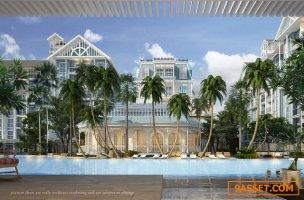 ขายดาวน์ Grand Florida Pattaya คอนโดสวนน้ำที่อลังการที่สุดในพัทยา/Sale Grand Florida Pattaya