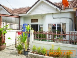 Sale Town home Townhouse 1 story 2 bedroom 2 bathroom near Oonrak International School Koh Samui