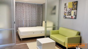 ขาย D condo Campus resort ราชพฤกษ์ จรัญ 13 ชั้น 6 ตึก C