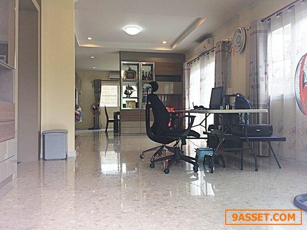 31156  ขาย บ้านเดี่ยว ม.ศุภาลัย มณฑลา ปิ่นเกล้า  พุทธมณฑลสาย 1   118  ตร.ว. 3 นอน 3 น้ำ