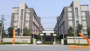 CM02916 ขาย ดีคอนโด แคมปัส รีสอร์ท บางนา D condo Campus Resort Bangna คอนโดมิเนียม ซอยเอแบคบางนา ถนนบางนา-ตราด กม. 26