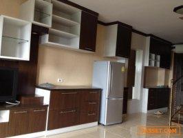 NAS0034 ขายคอนโด ฌ็องเซลิเซ่ ติวานนท์ มี 2 ชั้น พื้นที่ 65 ตรม. 1 ห้องนอน 2 ห้องน้ำ