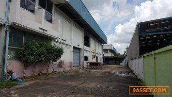 YY014 ขายโรงงานนิคมอุตสาหกรรมลาดกระบัง เขตส่งออก (Free Zone) พร้อมใช้ เนื้อที่ 2 ไร่