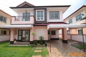 31104  ขาย บ้านเดี่ยว 2 ชั้น เนื้อที่ 50 ตร.ว. หมู่บ้าน ชวนชม บางบัวทอง นนทบุรี