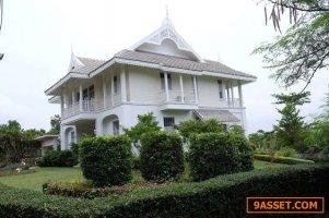 HS 529 ขายบ้านตากอากาศภูพิมาน เขาใหญ่ อำเภอปากช่อง บ้านสร้างเอง