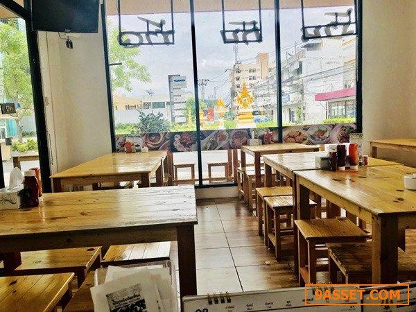 เซ้งร้านอาหาร ตกแต่งครบ @รัชดาภิเษก 18 แขวง ห้วยขวาง