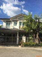 ขาย ให้เช่า sale or Rent บ้านสวย สังคมดี  มัณฑนา พระราม 9 ศรีนครินทร์ ซอยกรุงเทพกรีฑา 7