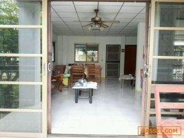 HS 540 ขายบ้านเดี่ยว2 ชั้น 4ห้องนอน หมู่บ้านเสริมศิริวินเลจ คลองสามวา ใกล้ ร.พ นพรัตน์
