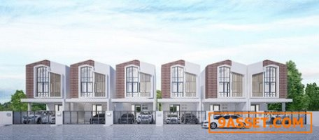 ขายบ้านเดี่ยว Able อุดมสุข 50 บ้านเดี่ยวโครงการใหม่ใจกลางเมือง