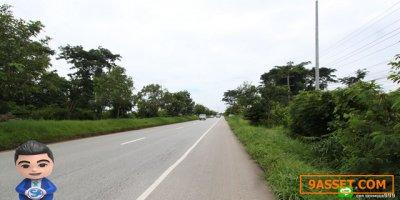ขายที่ดินแปลงสวยติดถนนสุวรรณศรทำเลเยี่ยม เหมาะสำหรับลงทุนทำหมู่บ้านจัสรรค์หรือธุระกิจอื่นๆได้ทันที