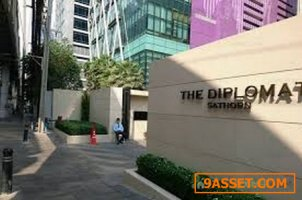 ขาย The Diplomat Sathorn ขนาด 42 ตรม. 10.1 M, Sell The Diplomat Sathorn size 42 sq.m. 10.1 M