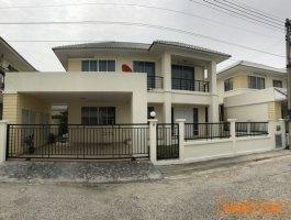 ขาย บ้านเดี่ยวหมู่บ้านวิเศษสุขนคร (เฟส2) 53 ตรว. พระราม2 บ้านใหม่สวย  3,490,000บาท