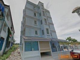 ขายอพาร์ทเม้นท์สไตล์โรมัน 5 ชั้น 40 ห้อง 148 ตร.ว. แฟคทอรี่แลนด์วังน้อย อยุธยา